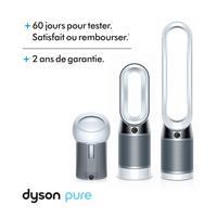 Offre d'Essai Dyson : Purificateur d'air Satisfait ou 100% Remboursé