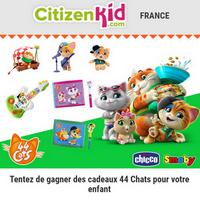 TAS Citizen Kid : Figurines, Peluches, Livres à colorier et Guitare 44 Chats