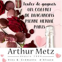 TAS AOA Arthur Metz : Coffret de Macarons Pierre Hermé