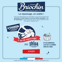 IG + TAS Briochin : 1 an de Repassage et/ou Ménage avec Shiva