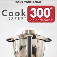 Bon Plan Magimix : 300€ de Cadeaux pour l'achat d'un Cook Expert