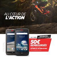 Offre de Remboursement Crosscall : 100€ Remboursés sur Tablette CORE-T4