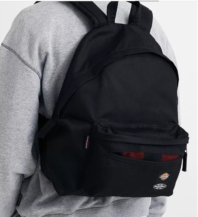 17,50€ le sac Eastpak Pack 'R Dickies de 24 litres