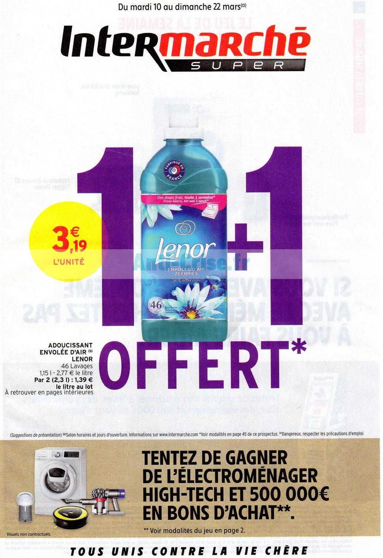 Catalogue Intermarche Du 10 Au 22 Mars 2020 Version Super Catalogues Promos Bons Plans Economisez Anti Crise Fr