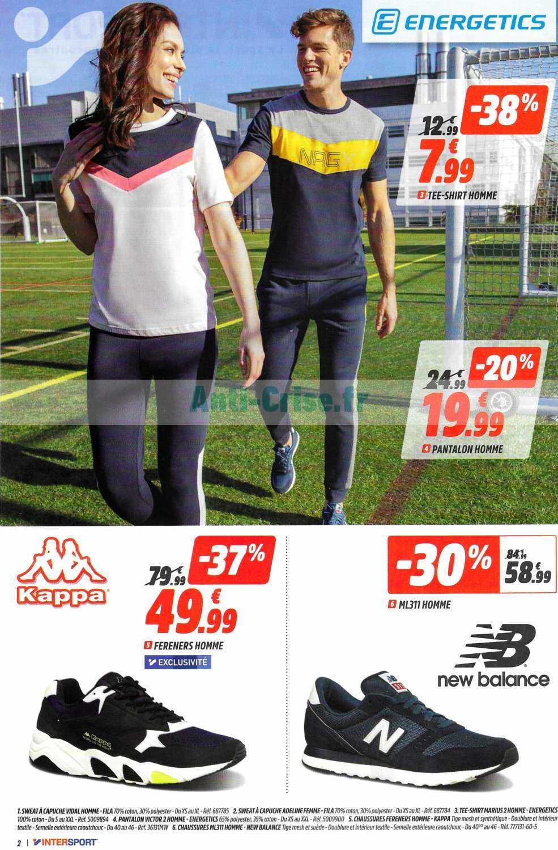 Catalogue Intersport Du 09 Au 22 Mars 2020 Catalogues Promos Bons Plans Economisez Anti Crise Fr