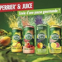 Test de Produit Croquons la Vie : Perrier & Juice