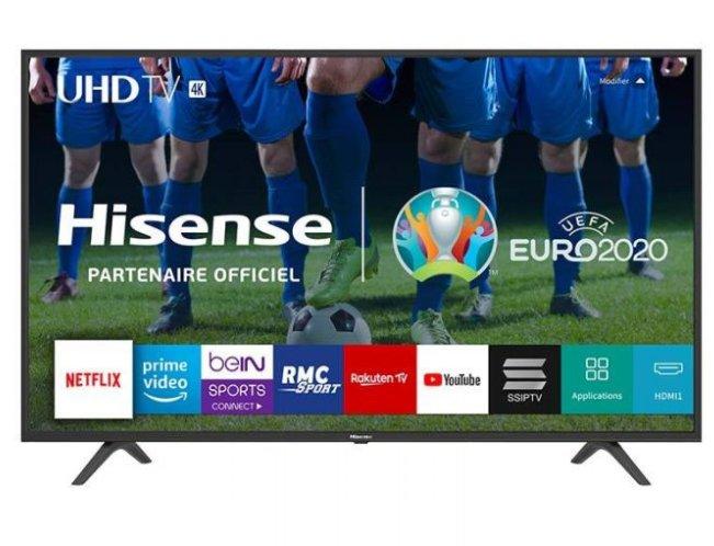 349€ la TV 4K HISENSE 55B7100