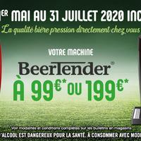 Offre de Remboursement Seb / Krups : Beertender à 99€ ou 199€
