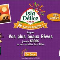IG Isla Délice : Jusqu'à 5 000€ de cadeaux