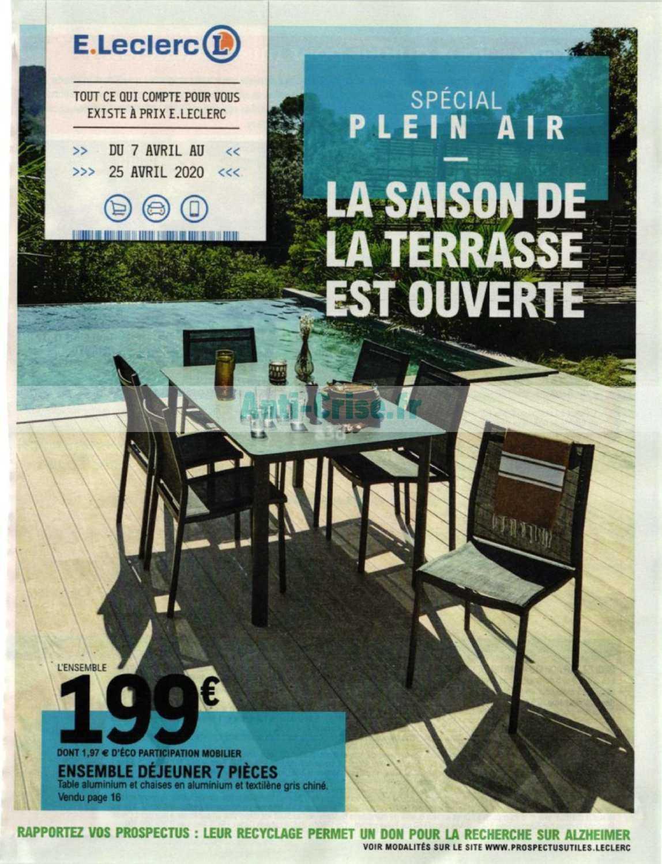Leclerc Le Nouveau Catalogue Du 07 Au 25 Avril 2020 Est Disponible Ne Manquez Pas Les Reductions Du Catalogue