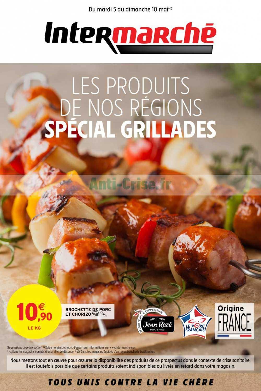 Catalogue Intermarche Du 05 Au 10 Mai 2020 Ouest Catalogues Promos Bons Plans Economisez Anti Crise Fr