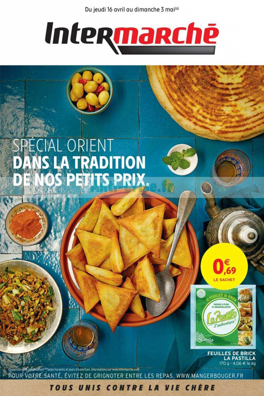 Catalogue Intermarche Du 16 Avril Au 03 Mai 2020 Ramadan Catalogues Promos Bons Plans Economisez Anti Crise Fr