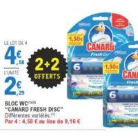 Bloc Fresh Disc Canard chez Leclerc (02/06 – 13/06)