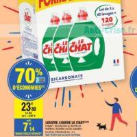Lessive Liquide Le Chat chez Carrefour Market (26/05 – 07/06)