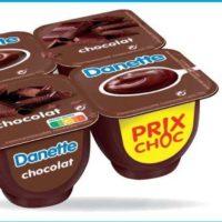 Crème Dessert Danette chez Auchan Supermarché (26/05 – 02/06)