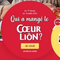 TAS Coeur de Lion : 1 Séjour Mystère en France