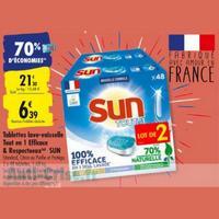 Tablettes Sun Tout en 1 chez Carrefour (02/06 – 15/06)