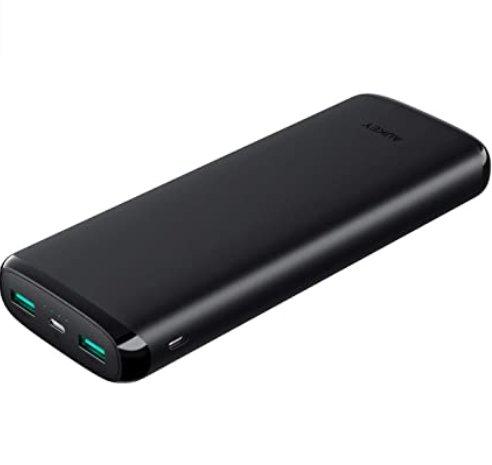 19,99€ la batterie aukey 20000mah