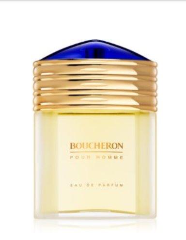 26.5€ l'eau de parfum Boucheron pour hommes 100ml
