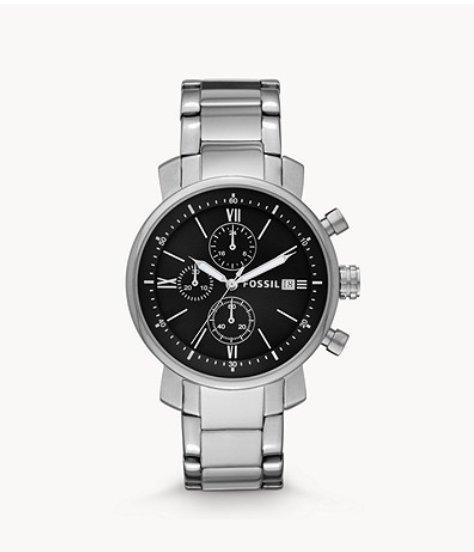 47€ la montre FOSSIL RETH