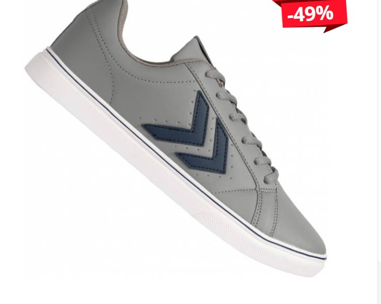 20,20€ les sneakers Hummel Mainz