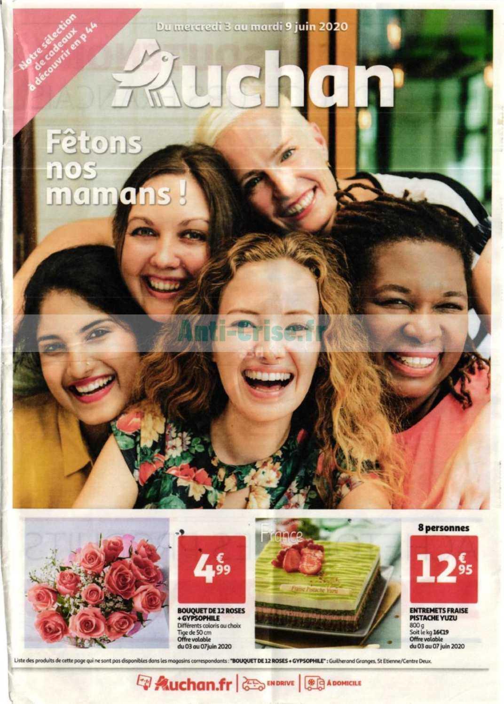 Catalogue Auchan du 03 au 09 juin 2020