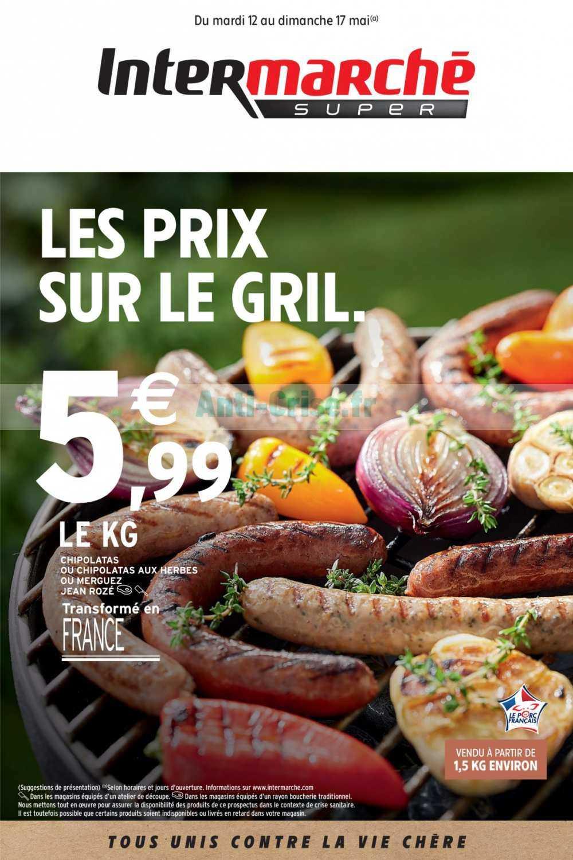Catalogue Intermarche Du 12 Au 17 Mai 2020 Version Super Catalogues Promos Bons Plans Economisez Anti Crise Fr