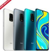 184.99€ le smartphone XIAOMI REDMI NOTE 9S 4Go-64Go