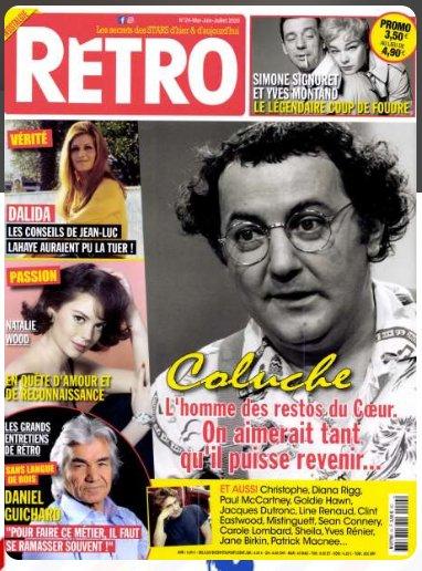 16€ l'abonnement à la revue RETRO au lieu de 41€