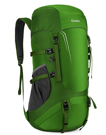 16.99€ le sac à dos de randonnées 45 litres GONEX