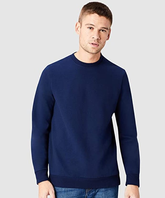 7,5€ le sweat hommes Find