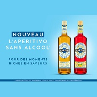 Test de Produit Sampleo : Martini Sans Alcool
