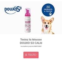 Test de Produit ConsoAnimo : Mousse Nettoyante DOUXO® S3 CALM pour Chiens