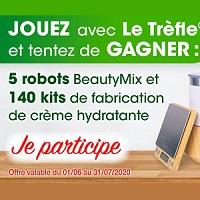 IG Le Trèfle : Robots et Trousses de Démarrage Beauty Mix à Gagner