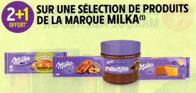 Produits Milka chez Intermarché (16/06 – 21/06)