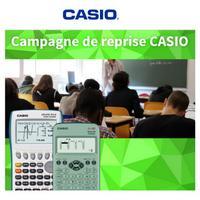 Offre de Remboursement Casio : 18€ Remboursés sur Calculatrice Graph 35+E