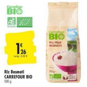 Riz Carrefour 23/06 au 05/07