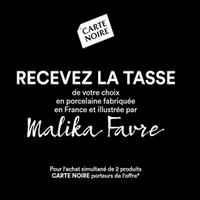 Bon Plan Carte Noire : 2 Produits Achetés = 1 Tasse Malika Favre Offerte