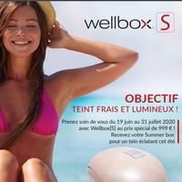 Bon Plan Wellbox : 1 Appareil Acheté = 1 Summer box Offerte