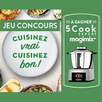 IG + TAS AOA Elle & Vire : 5 Cook Expert Magimix®