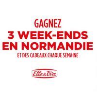 TAS AOA Elle & Vire : Week-end en Normandie pour 2 adultes et 2 enfants