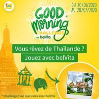 TAS AOA Belvita : 1 Séjour en Thaïlande pour 4 Personnes