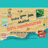 Offre de Remboursement Mattel : Votre Deuxième Jeu 50% Remboursé