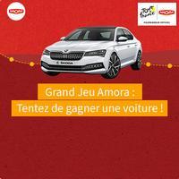 TAS Amora : La Voiture officielle du Tour de France