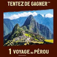IG + TAS Jacques Vabre : 1 Voyage au Pérou