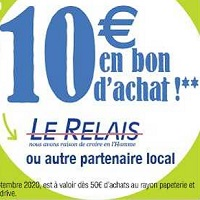 Cora : 10€ en Bons d'Achat en Ramenant votre Ancien Cartable