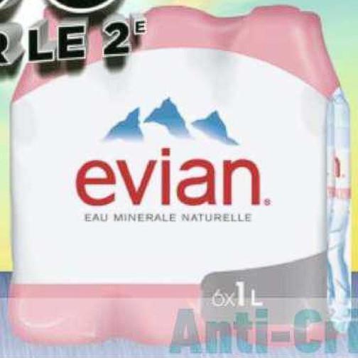 Eau Evian Géant Casino 22/06/2020 – 05/07/2020