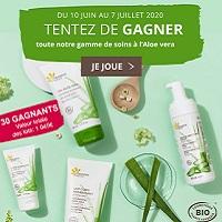 TAS Fleurance Nature : 30 lots de Soins à L'Aloé Vera à Gagner