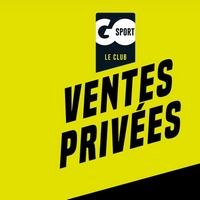 Vente privée Go Sport .. jusqu'à 50% de remise
