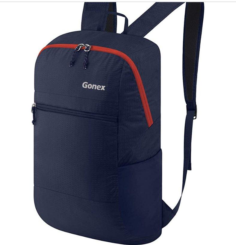 9.99€ le sac à dos leger 30 litres GONEX